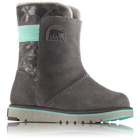 Sorel Rylee Boots Children grey/turquoise